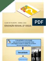 Educação Sexual - 2º Ciclo