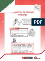 SESION EDUCATIVA DE MATEMATICA 4