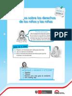 SESION EDUCATIVA DE COMUNICACION