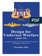 Design for Undersea Warfare