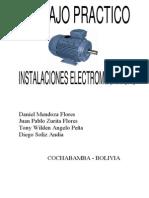 INSTALACIONES ELECTROMECANICAS