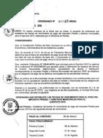ORDENANZA N049-2010/MDSA