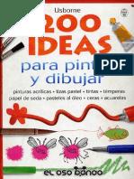 200 Ideas para Dibujar y Pintar - Osborne - JPR504.pdf