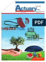 Actuary India May 2015 Issue