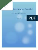 DNA and Evolution Paper 3