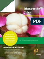 Póster Mangostán