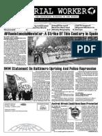 Industrial Worker - Issue #1775, June 2015