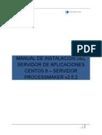 Instalación Del Servidor de Aplicaciones V4 Modificado