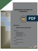 Documentacion Del Semaforo