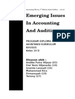 BAB 14 - Emerging Issues in Acc