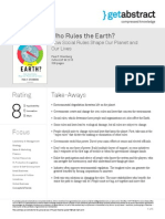 Who Rules the Earth Steinberg