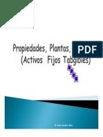 5.- ACTIVOS FIJOS