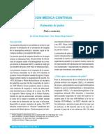Articulo Oximetria de Pulso