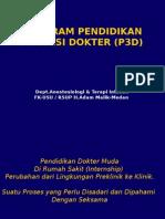 Kuliah Pendahuluan P3D
