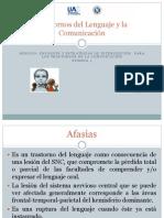 Trastornos Del Lenguaje y La Comunicacion