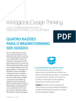 A magina do design thinking