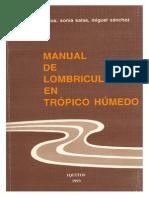 Manual de Lombricultura en Tropico Húmedo