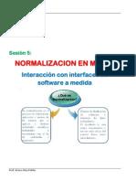 Lab BD Sesion5 Normalizacion