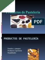 Pastelería