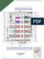 1. Mercado Planta Arquitectonica-model