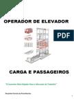 Apostila Elevador de cargas e passageiros