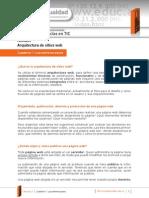Arquitectura Web 1