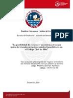 Beltran Pacheco (Tesis) - Sistema de Causa Única