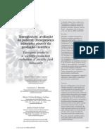 Transgênicos - Avaliação Da Possível (in)Segurança Alimentar Através Da Produção Científica