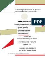 Investigacion Modelado de Procesos de Negocio