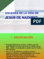 Vida y Ministerio de Jesus