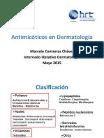 Antimicóticos en Dermatología
