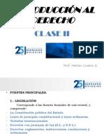 Introducción Al Derecho 2015 - 2º Clase