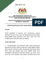 AP 5 Tahun 2014 PDF_panduan Surat_memo