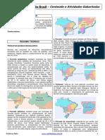 Questões - Biologia (Ecologia - Biomas Do Brasil)