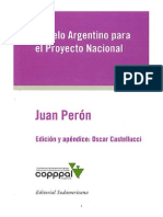 Juan Peron - El Modelo Argentino
