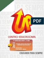 2 45 200 2013 Simulado Enem Linguagens e Matemática 2ºano 24-08 GABARITADA