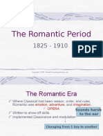 Romantic Period II