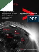 Accenture Digital Supply Network New Standard Modern Supply Chain Management