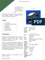 sulfuro de plomo