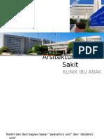 Arsitektur Rumah Sakit