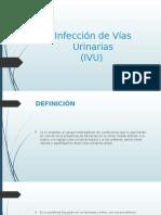 Infección de Vías Urinarias Expo