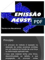 59160019 Emissao Acustica Ppt