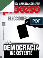 GradoCeroPress/Revista Proceso, número 2013