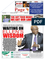 Monday, June 01, 2015 Edition