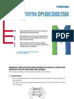 160,250 Service Manual
