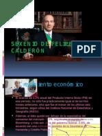Sexenio de Felipe Calderón.pptx