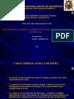 Exp-josé Pardo. Proy- 2010