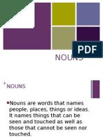 NOUNS Lecture