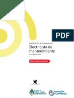 NCL UTN Electricista de Mantenimiento