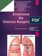 Distres Respiratorio PEDIATRIA